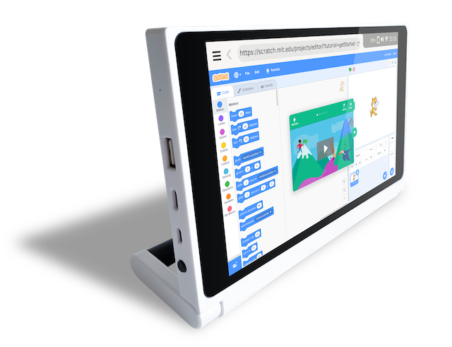CutiePi tablet - Your Raspberry Pi Projects, Untethered